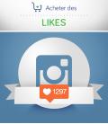 Acheter des likes Instagram pour vos photos