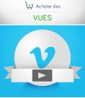 Acheter des vues Vimeo