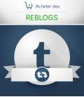 Acheter des reblogs Tumblr