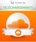 Acheter des téléchargements SoundCloud