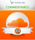 Acheter des commentaires pour musique SoundCloud