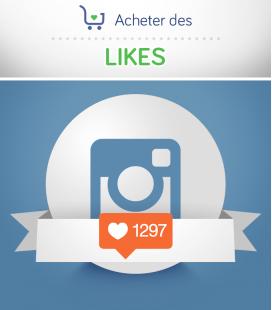 Acheter des likes Instagram pour vos photos et vidéos