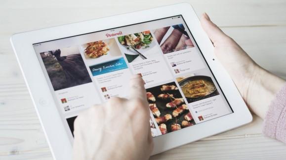 Lancé par ses 75% de trafic grâce à ses applications, Pinterest s'invite dans nos poches avec la version mobile de son site