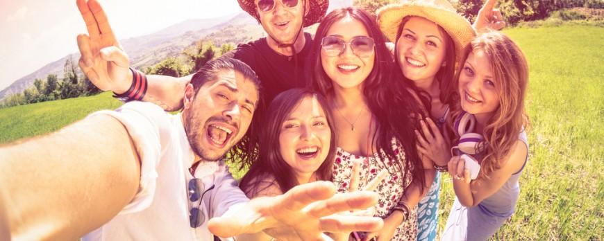 Souriez avec Snapchat et Instagram !