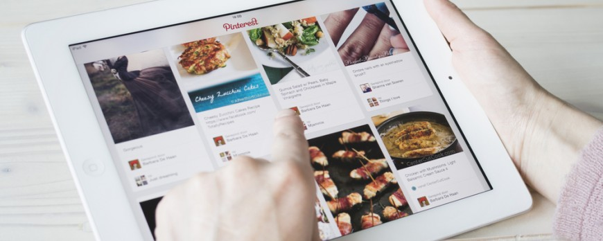 Suivre les pages des professionnels maintenant possible sur Pinterest